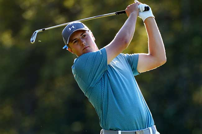 Jordan Spieth will slip into his new 716 AP2 irons after the Presidents Cup (Photo: Getty Images)