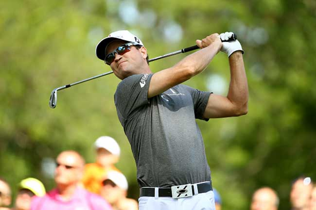 """Zach Johnson says the new 716 AP2 iron is a """"beautiful club"""" (Photo: Getty Images)"""