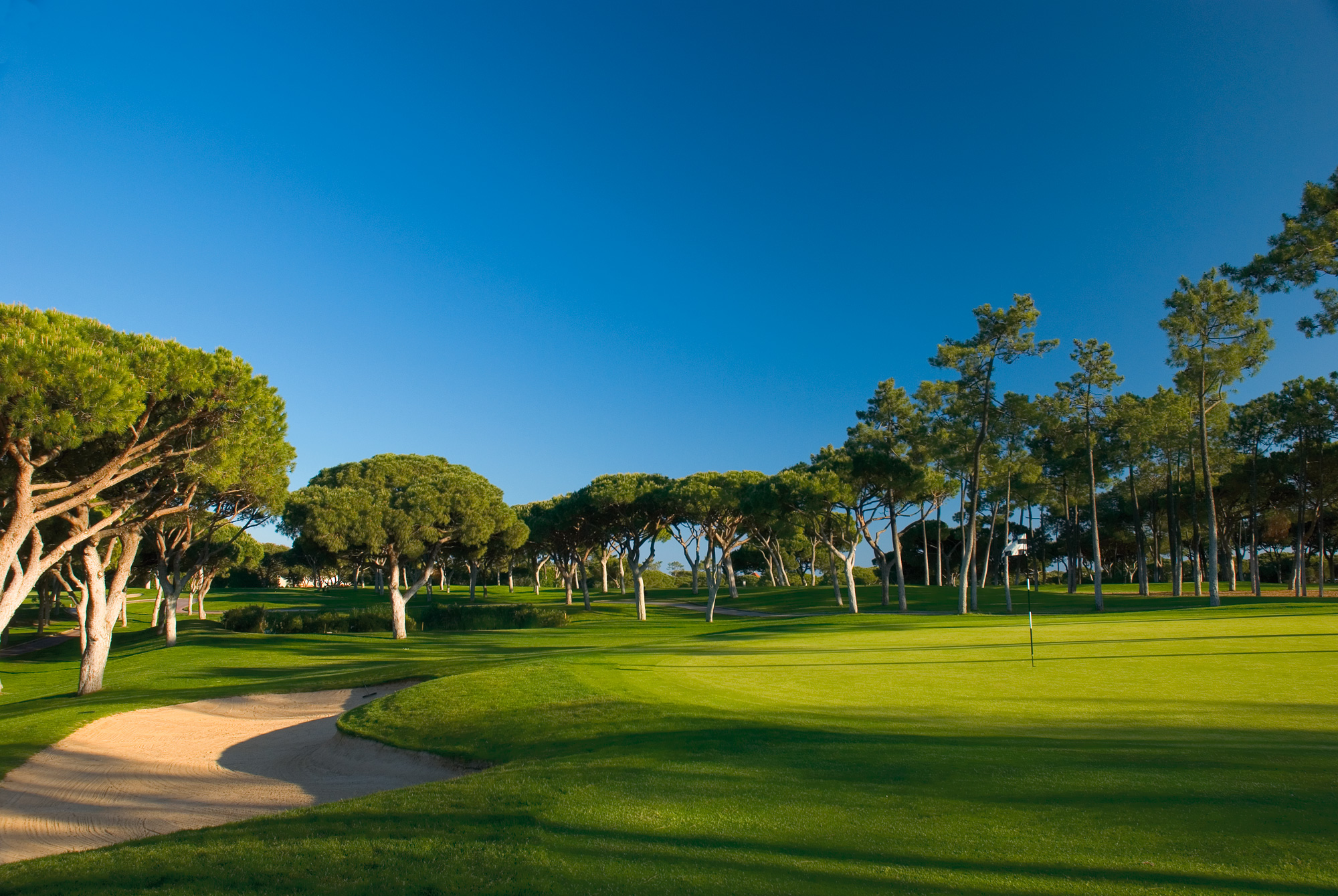 Oceanico's Old course is one of the jewels of the Algarve