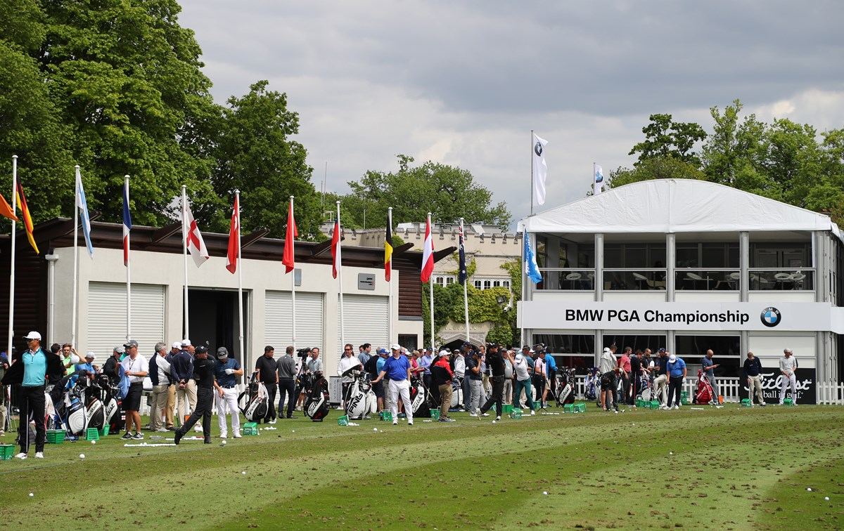 2018 bmw pga championship. contemporary bmw not only does the bmw pga feature nine major champions and former ryder cup  stars but it marks start of european touru0027s new rolex series seven  throughout 2018 bmw pga championship