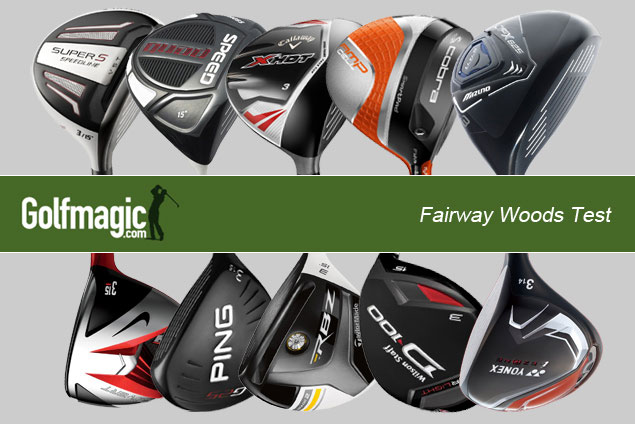 Ten of the Best: Fairway woods