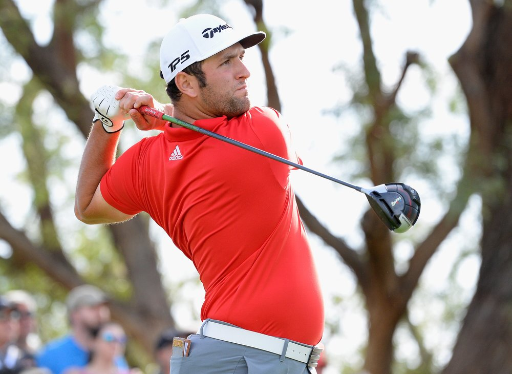 Rahm claims 2nd Tour title with win at CareerBuilder