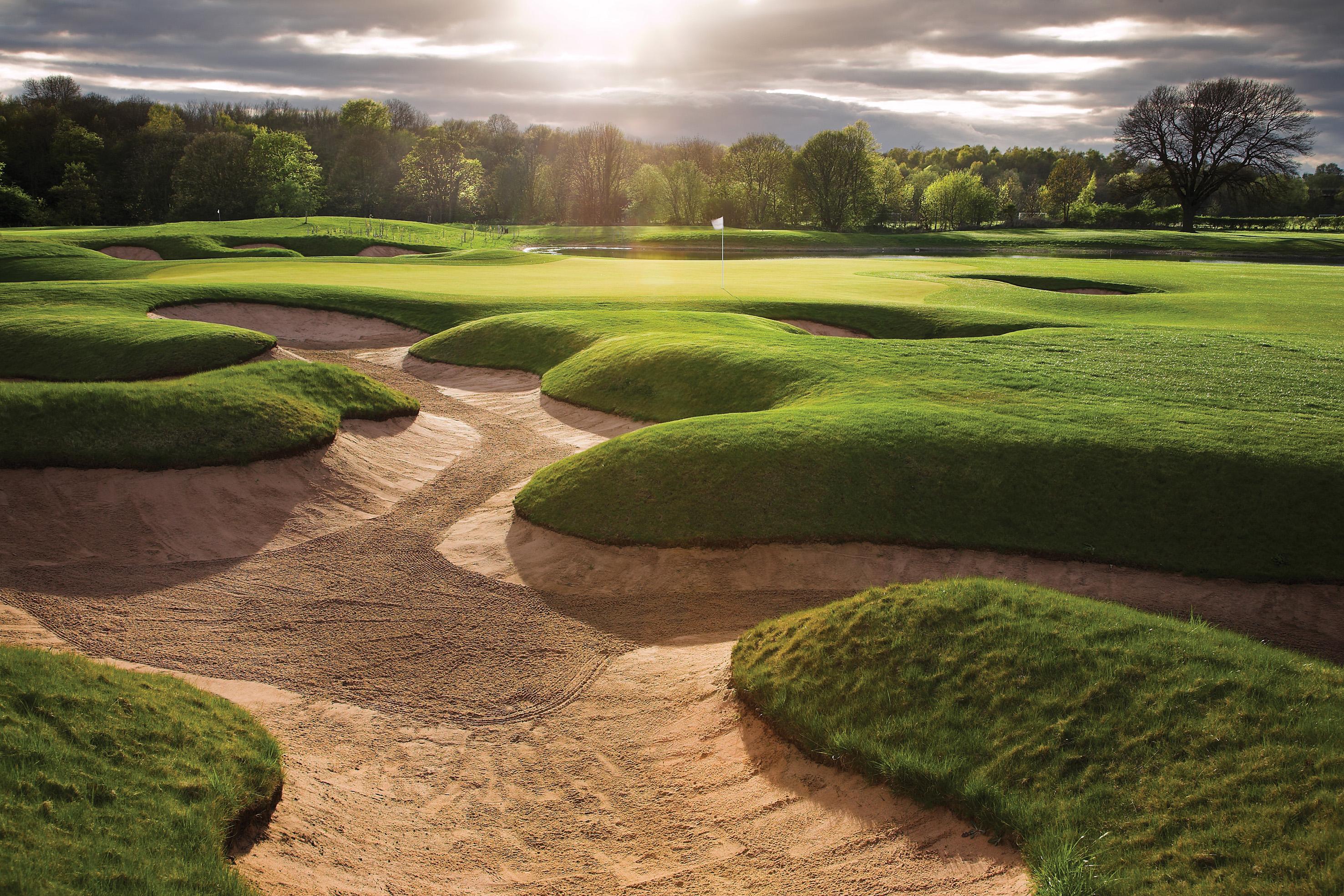Top Ten Golf Courses In County Durham Golfmagic