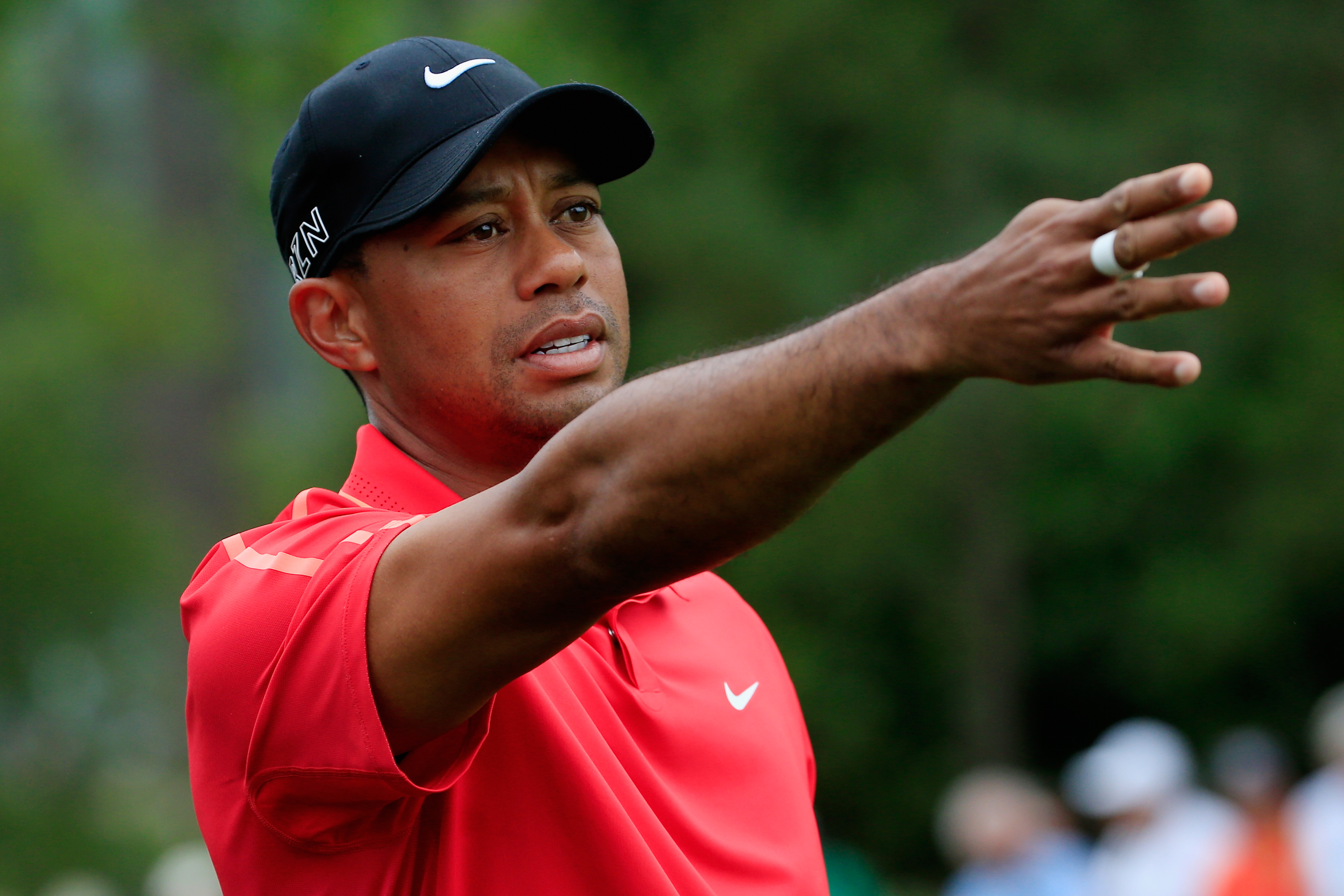 10 Things We Learned At The 2016: Tiger Woods: 10 Things We Learned At The Masters