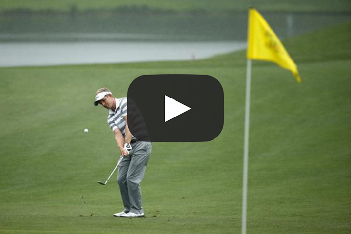 Luke Donald - the 60-yard shot