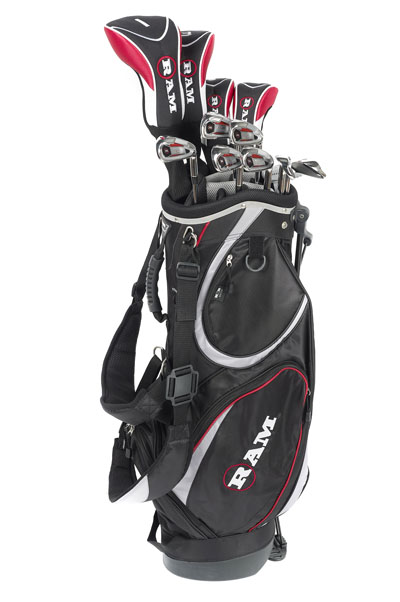 Ram FX G-Force clubs package   GolfMagic