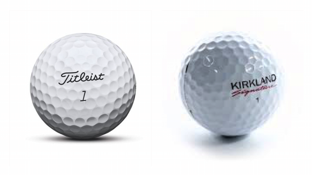 titleist's acushnet countersues costco for patent infringement over kirkland golf ball