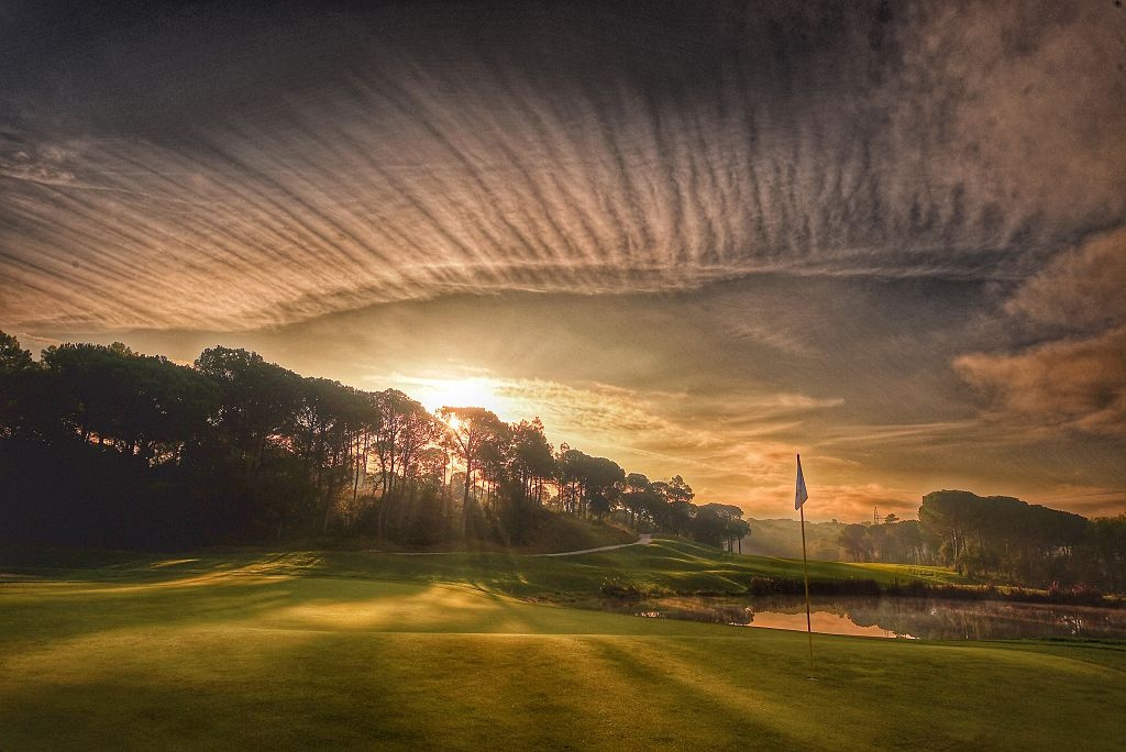 10 of the best golf courses in Europe