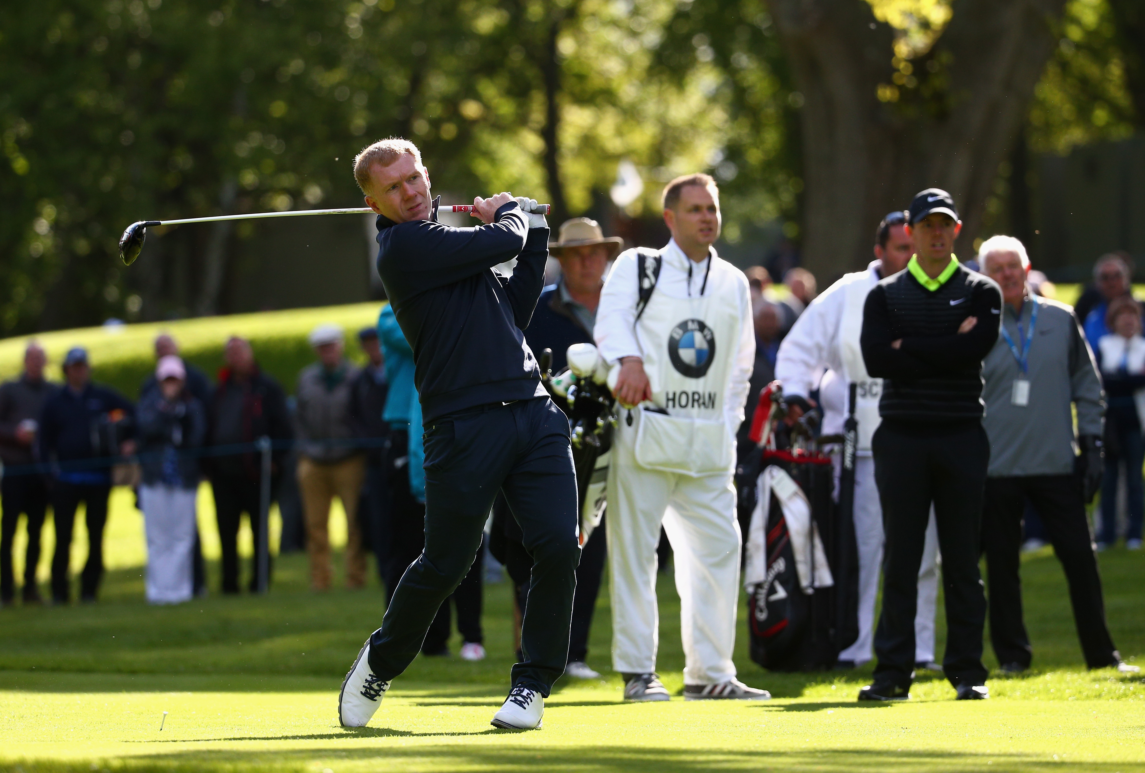 18 football tennis and cricket stars who play golf really really well