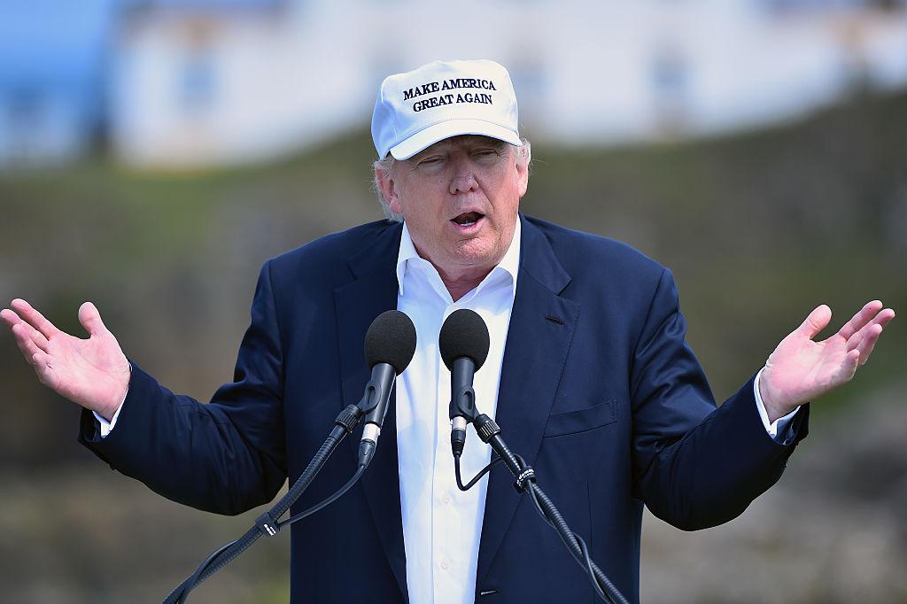 donald trump denied plans for new aberdeen golf course