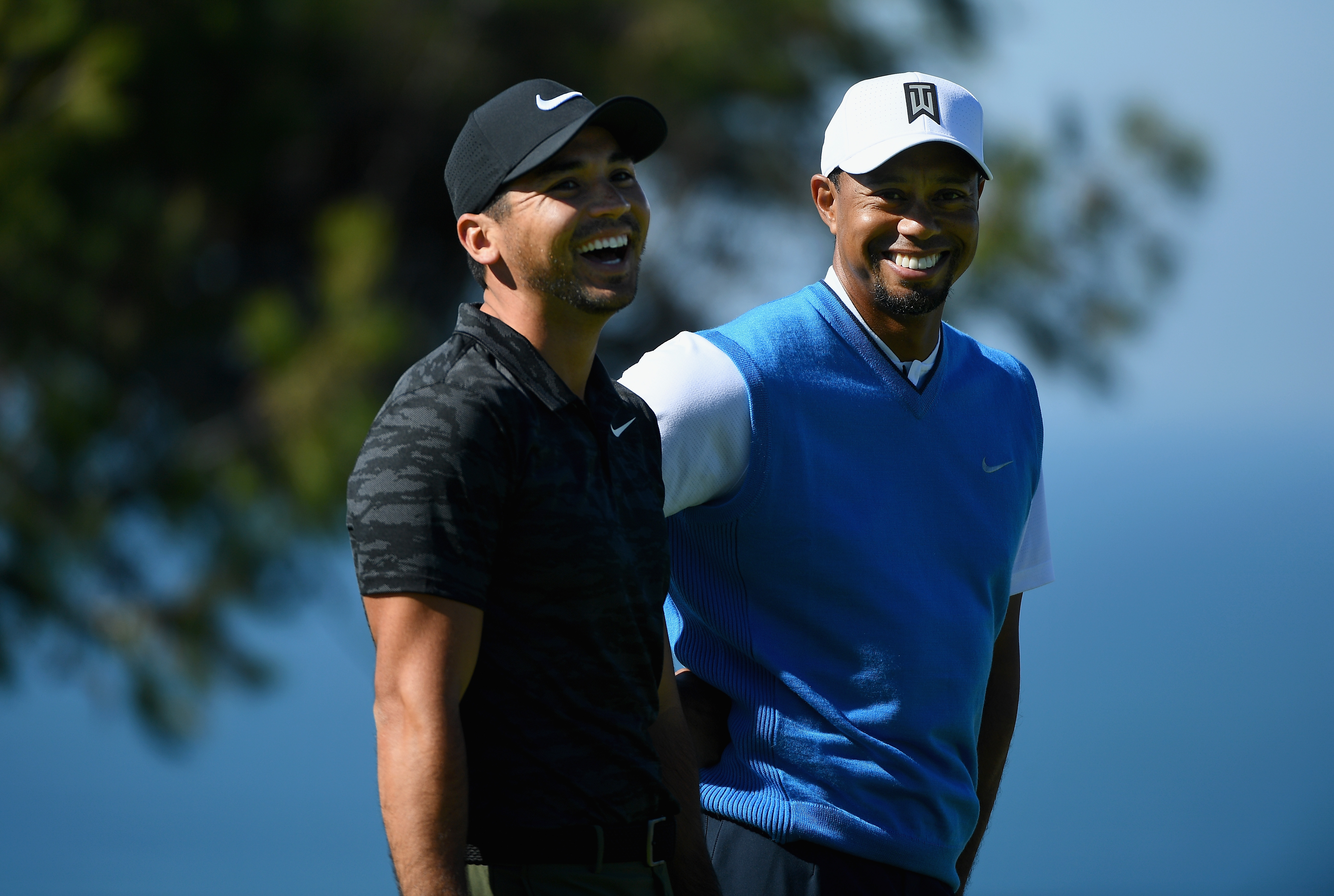 Tiger Woods 'feeling best he has in years' - Day