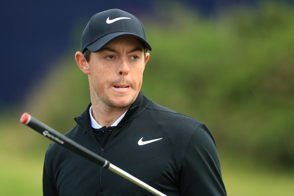 Scottish Open: Rory McIlroy seeking boost in form at Dundonald Links