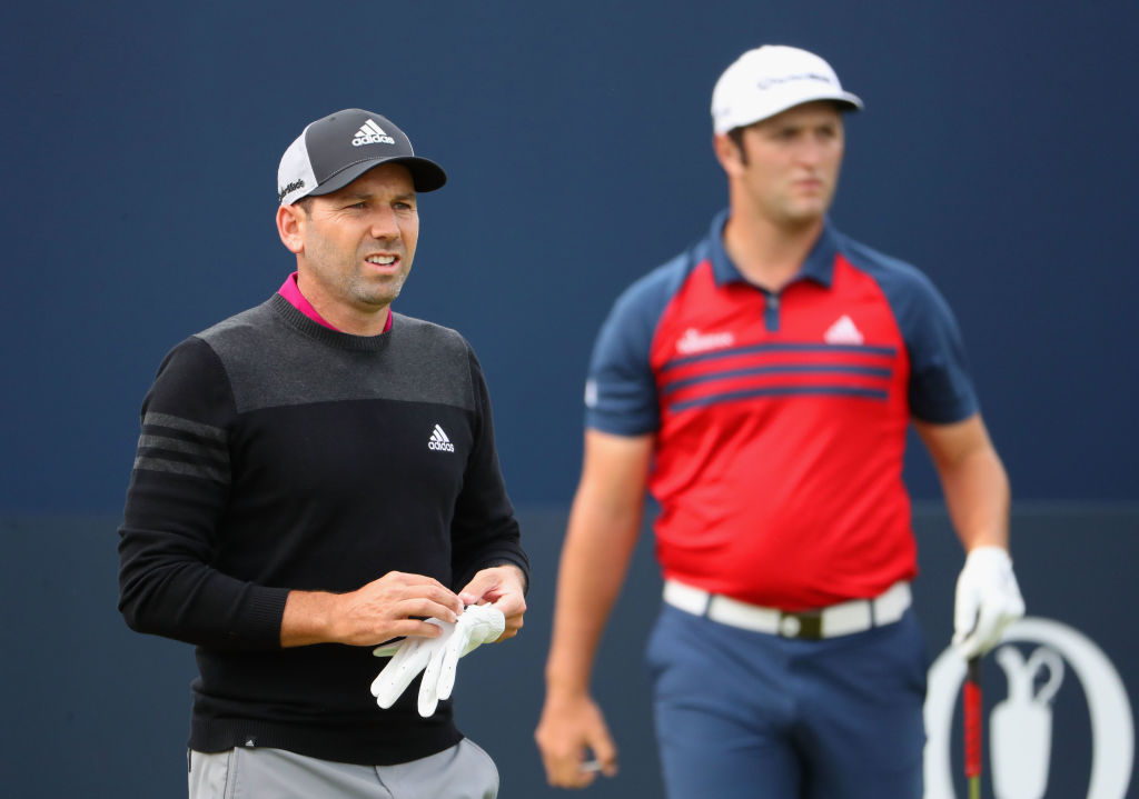 Dustin Johnson and Jordan Spieth favourites as British Open golf tourney begins