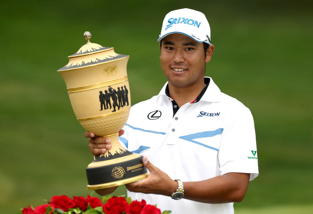 Matsuyama wins with big finish