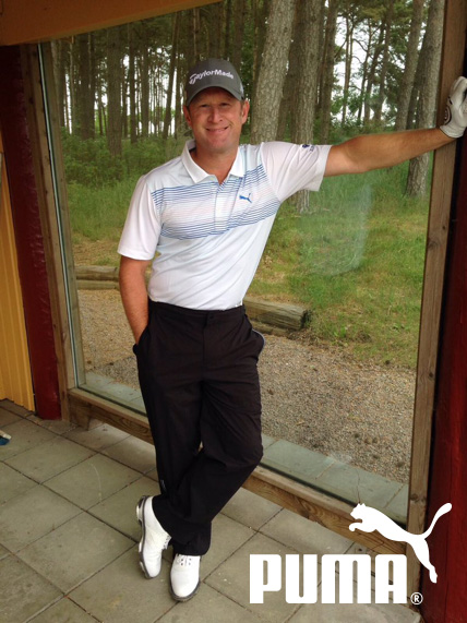 Donaldson signs with Puma Golf