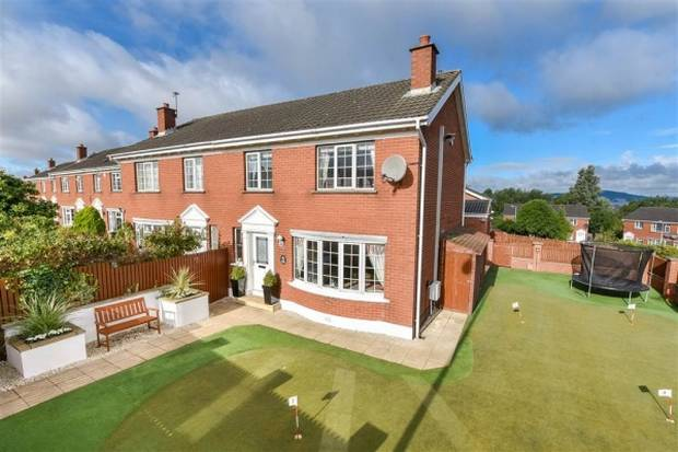 McIlroy's childhood home on the market