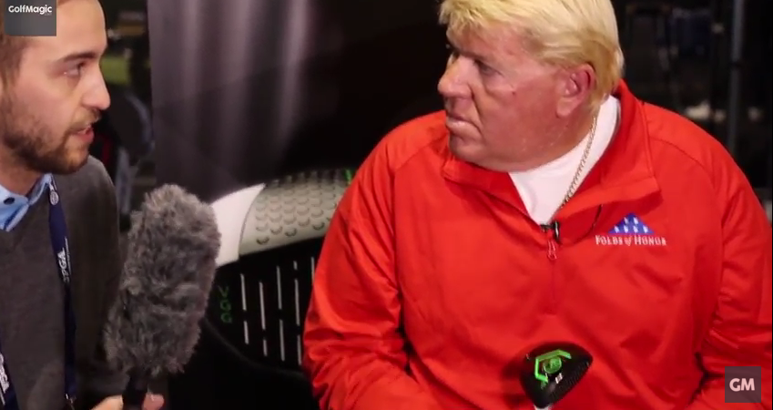 Watch: John Daly Interview
