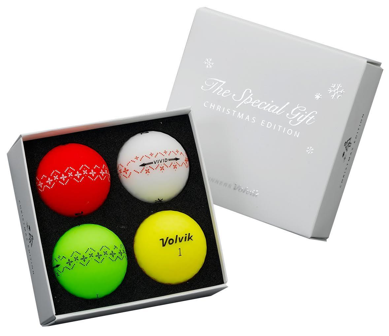 Volvik release Christmas themed coloured balls