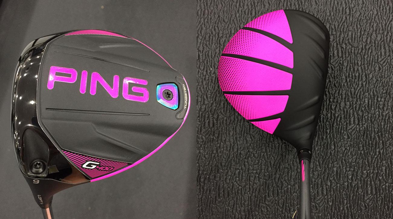 Spotted Ping G400 Driver Golfmagic