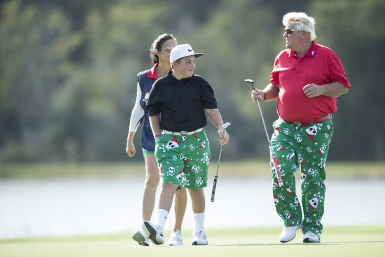 john daly's son wins junior event, unleashes awesome fist pump