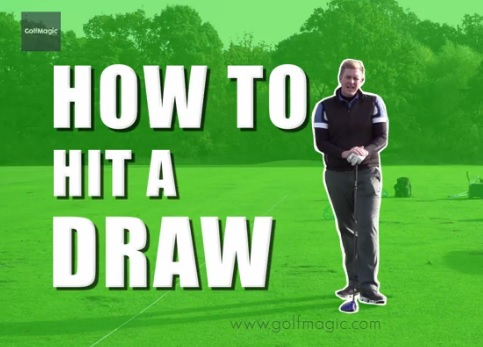 how to hit a draw