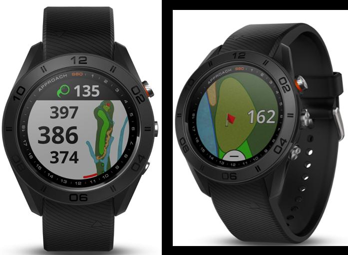 Garmin Tracking System >> Garmin reveals S60 GPS golf watch | GolfMagic