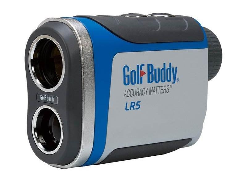GolfBuddy LR5 rangefinder review