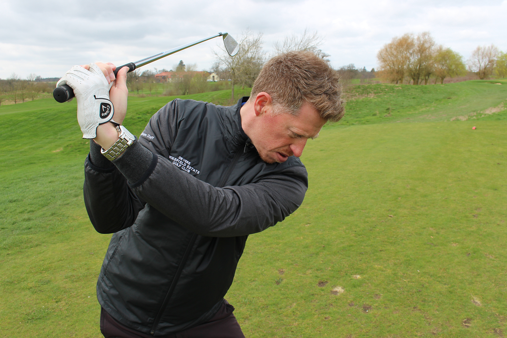 How to grip the golf club: Step by step guide | GolfMagic
