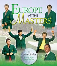 Europe at The Masters