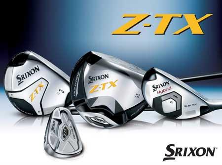 srixon golf clubs