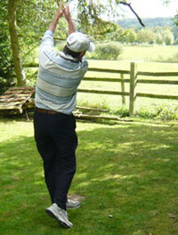 Golf tip: Discover sensation of clubhead release