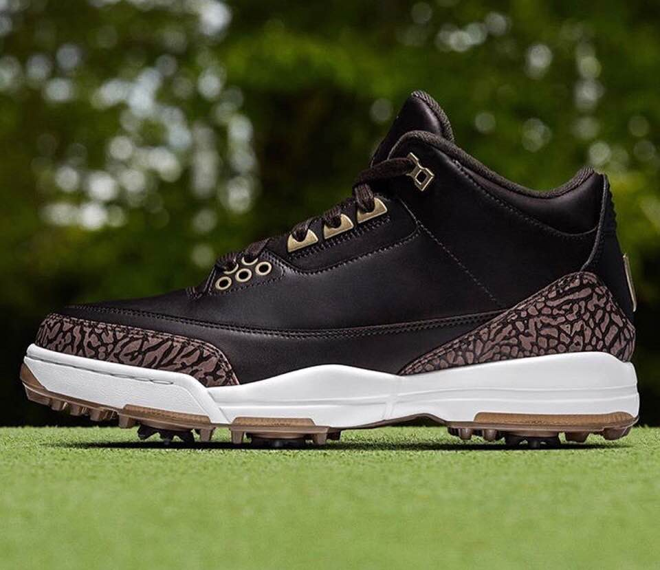 RELATED: NIKE LAUNCH ALL-BLACK AIR JORDAN GOLF SHOE