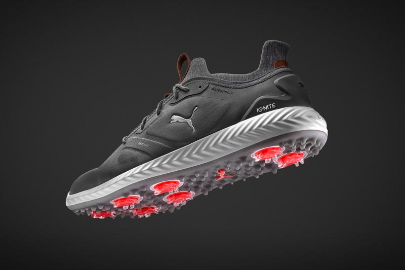 puma pwradapt ignite golf shoes review