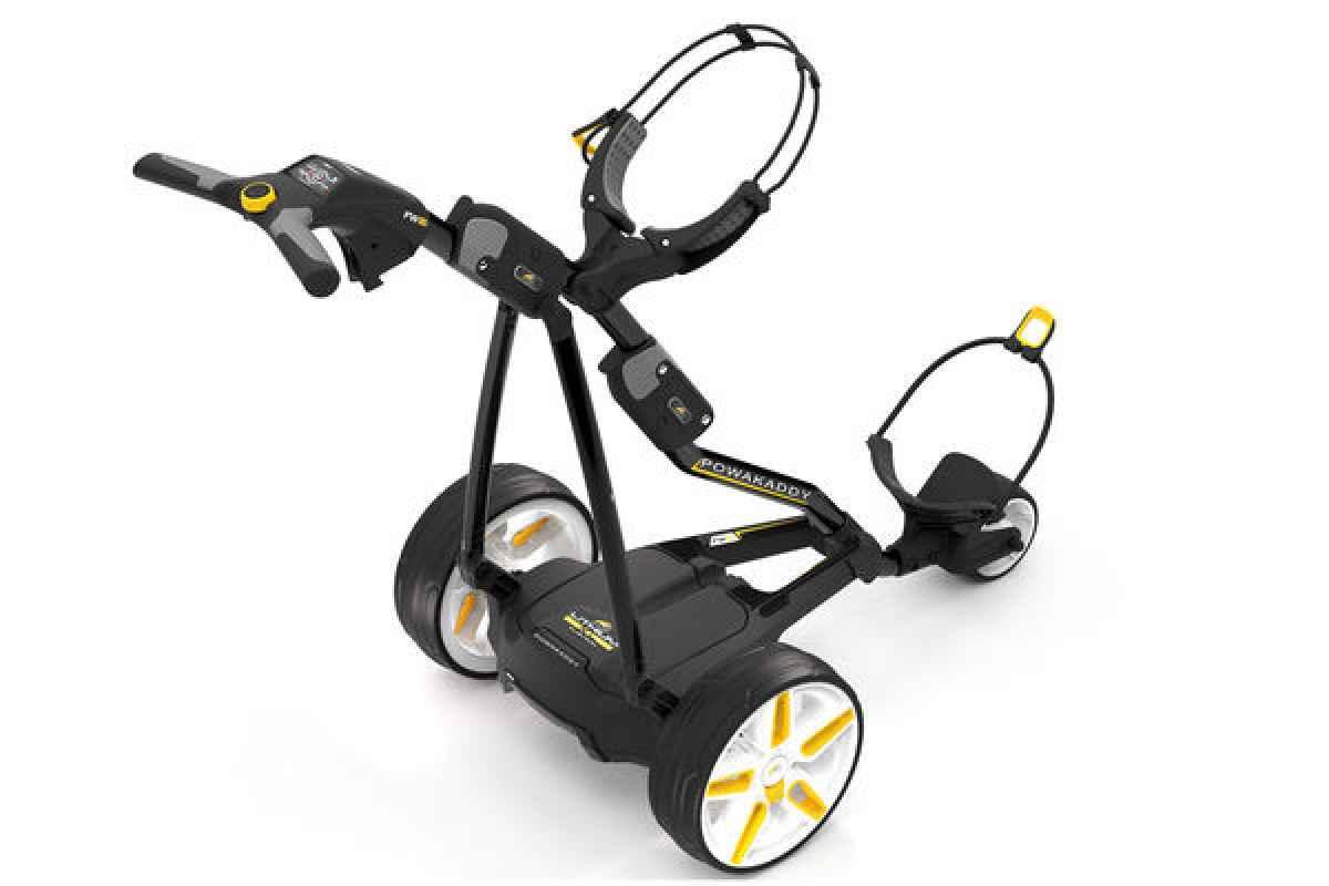 Powakaddy PowaKaddy FW5i electric trolley review | Golf Trolleys