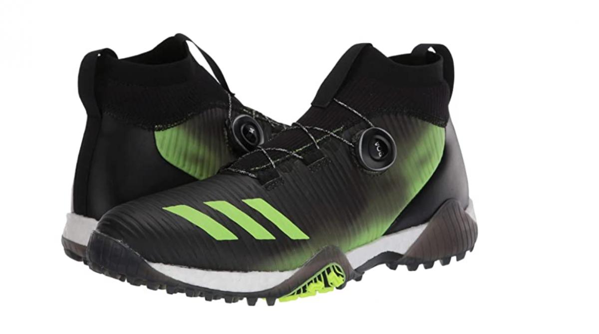 adidas CODECHAOS Primeknit BOA golf shoes