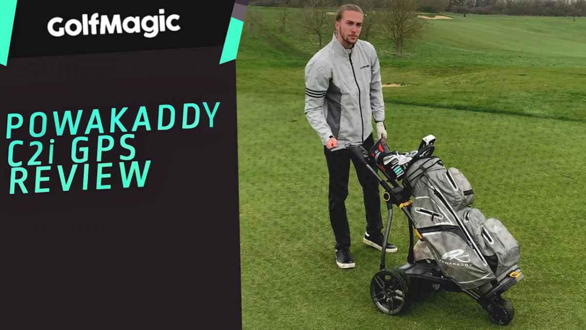 Powakaddy C2i GPS Review | GolfMagic