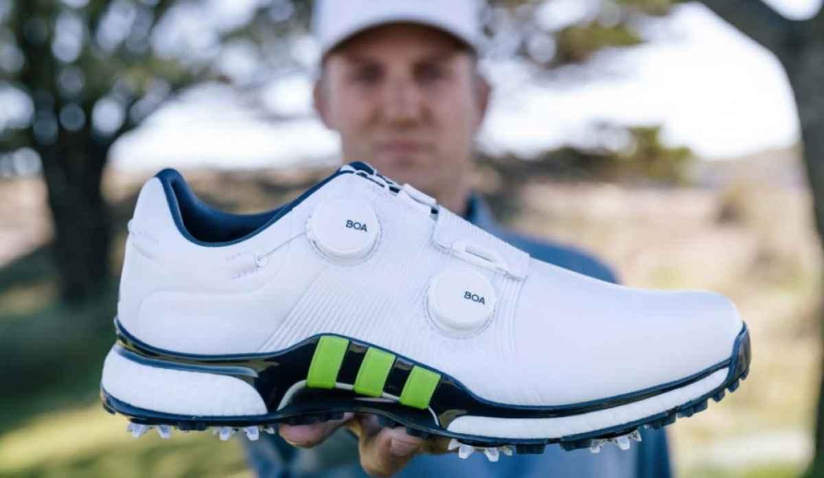 adidas Tour360 XT Twin BOA golf shoe