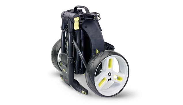 Motocaddy Motocaddy M1 Pro Dhc Electric Trolley Review
