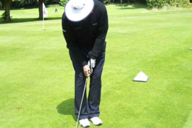 Master the chip and run with Dave Pelz