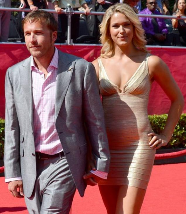 Bode Miller: Olympic Ace Miller Tees Off... And Puts His Wife In