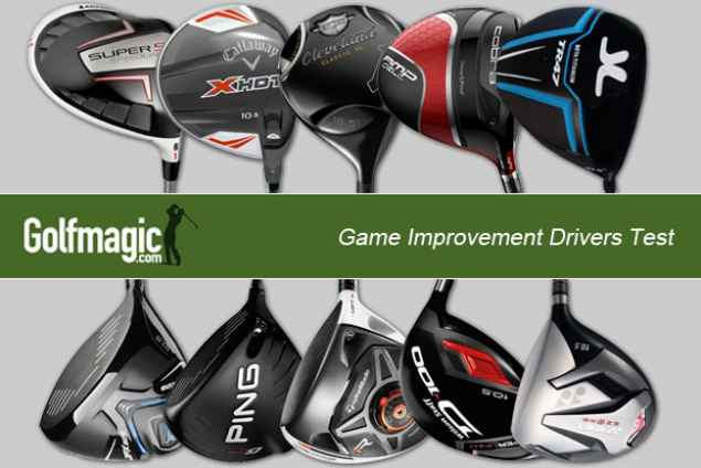 Ten of the Best: Golf drivers 2013 review