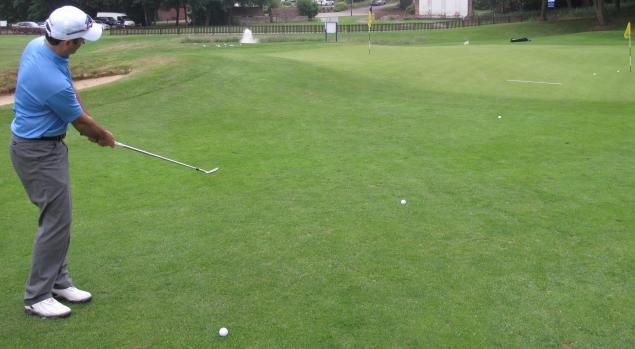 Instructional: Golf Practice Drills