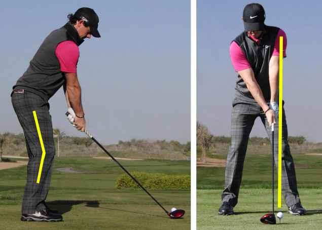 Basic golf swing tips - 1: Set Up