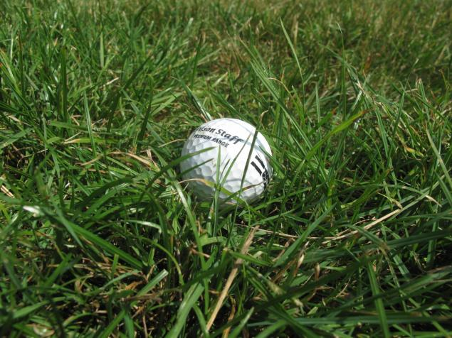 Toughest Golf Shots: flyer lie