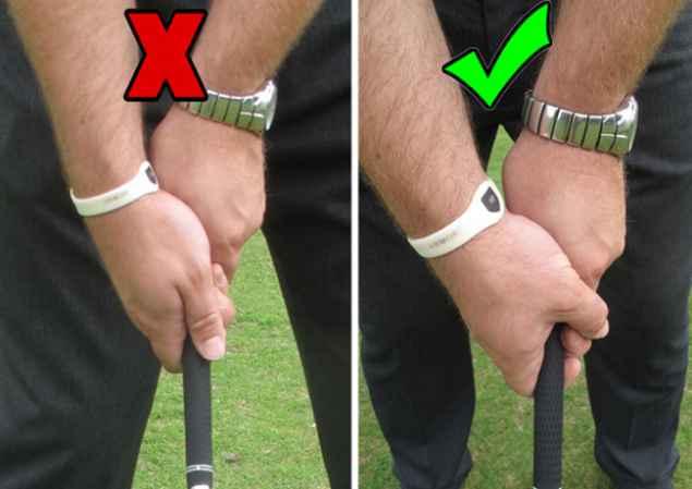 Golf tip: How to lower ball flight