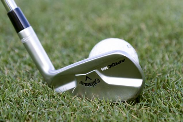 First Look: Callaway Apex Muscleback & Utility Irons