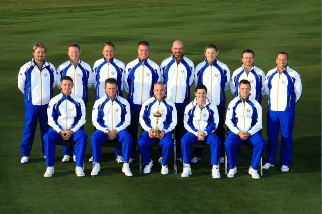 ProQuip 2014 European Ryder Cup Rain Suit