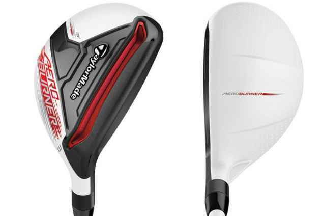 TaylorMade AeroBurner Rescue Hybrid Review - Plugged In Golf