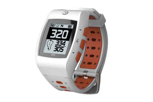 GolfBuddy WT5 GPS watch review
