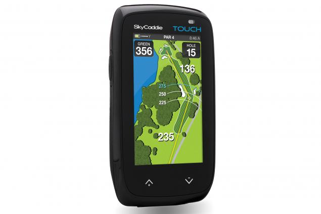 SkyCaddie Touch GPS review